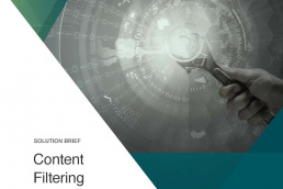 Content Filtering Technology Overview