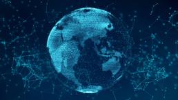 globe, technology