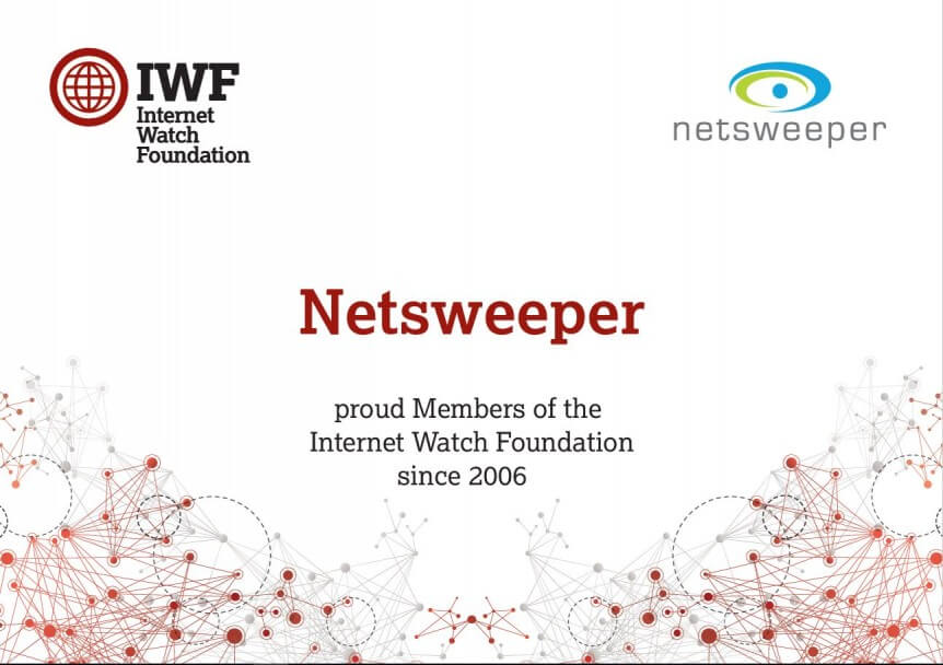 Netsweeper and the IWF Certificate