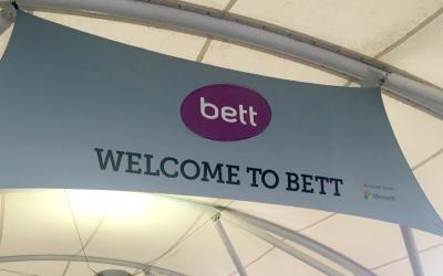Netsweeper at BETT 2018