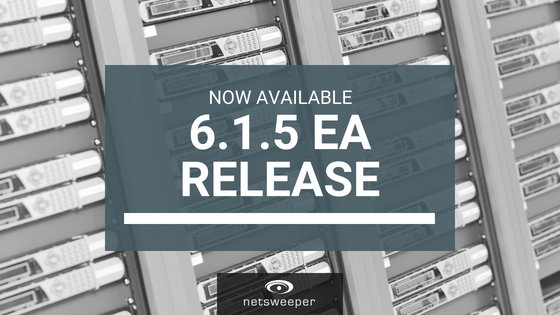 Now Available:  Netsweeper 6.1.5 EA Release