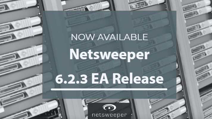Now Available: Netsweeper 6.2.3 EA Release