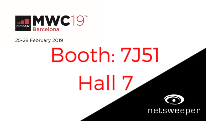 Netsweeper to Attend MWC Barcelona 2019