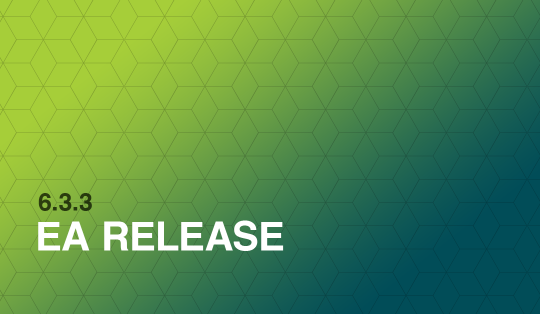 6.3.3 EA Release